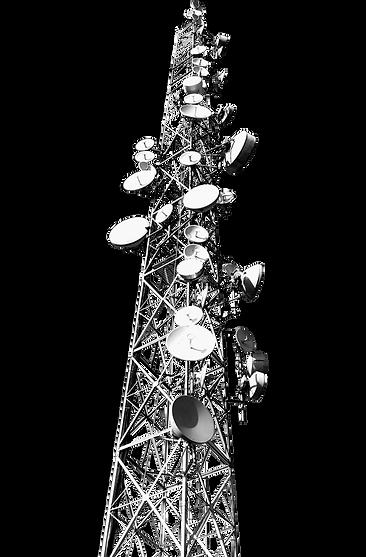 Torre de transmissão Last mile - ALLnet