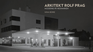 Architect Rolf Prag by Nina Berre
