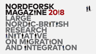 Annual Magazine forNordForsk – an organization under the Nordic Council of Ministers.