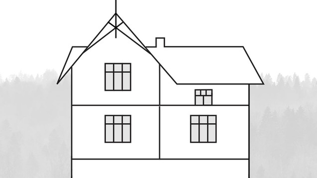 Redesign of Rural Villa