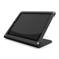 Black color heckler design stand for Apple iPad 10.2