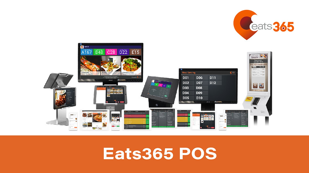 Eats365 is the most complete f&b pos system design with operation in mind.