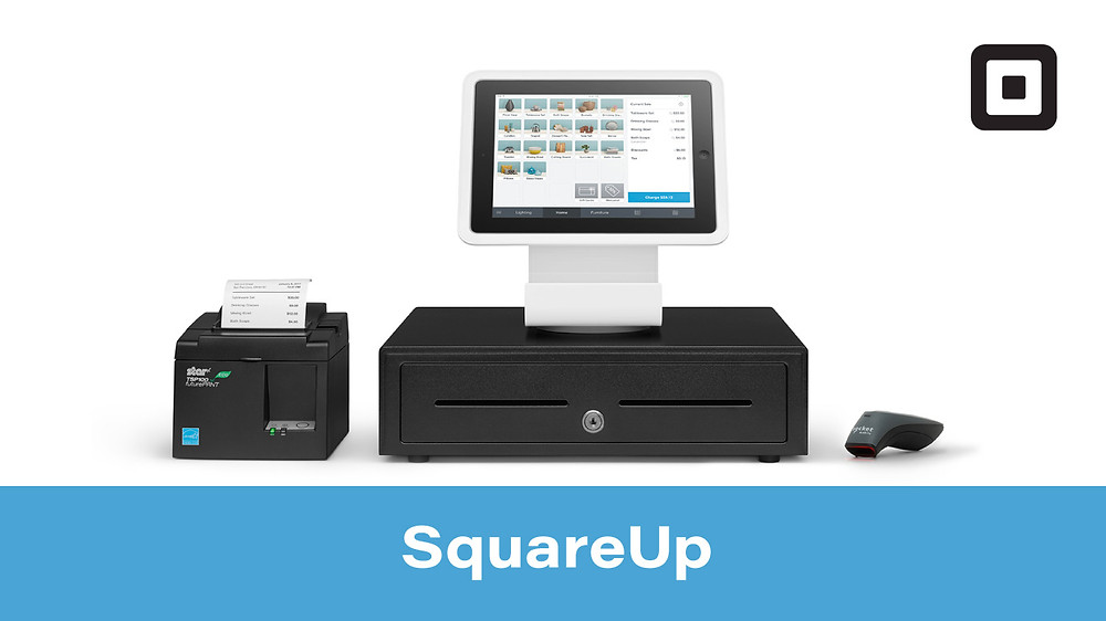 Squareup is world best free pos system with multi millions subscribers.