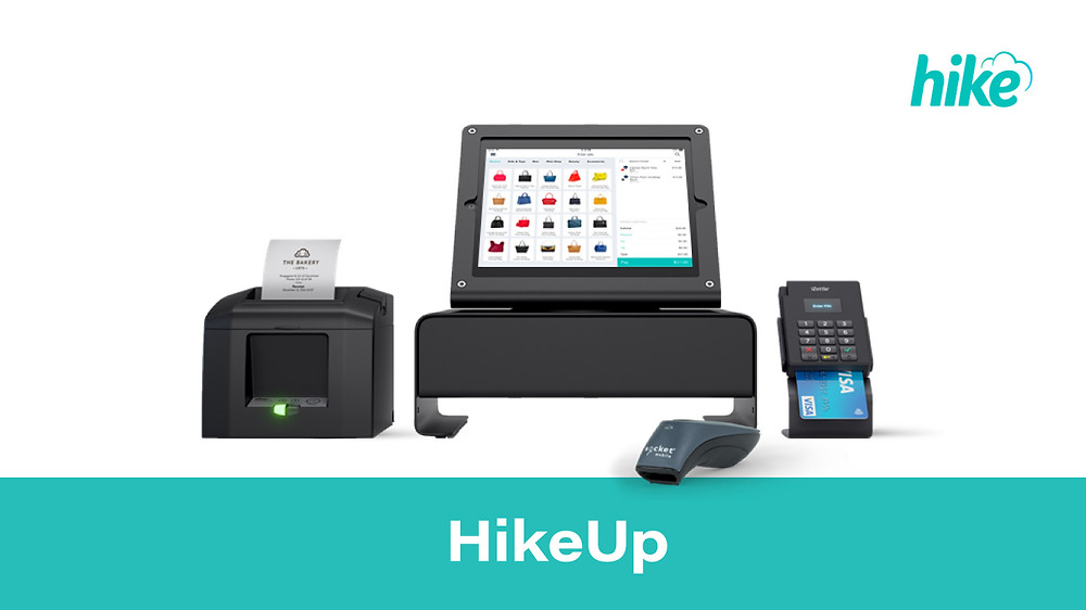 Hikeup is your best choice for running a retail business with multi outlets.
