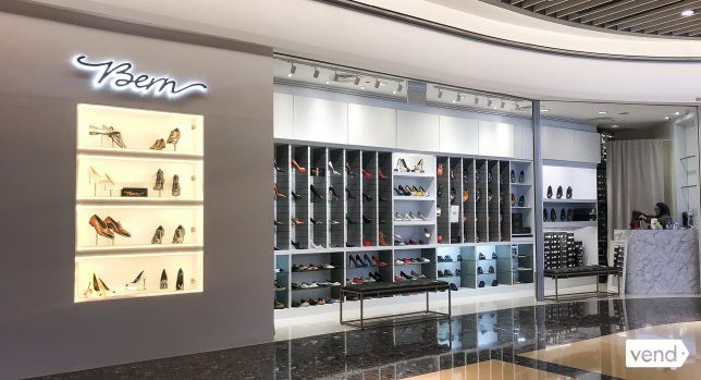 Bern Shoe Marina Bay Link Mall