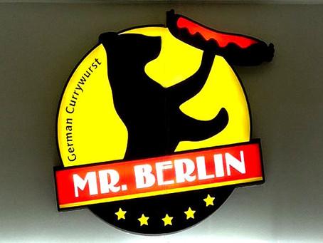 Mr.Berlin German Currywurst