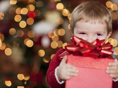 Your Presents or Your Presence?  How to really enjoy this festive time with your family.