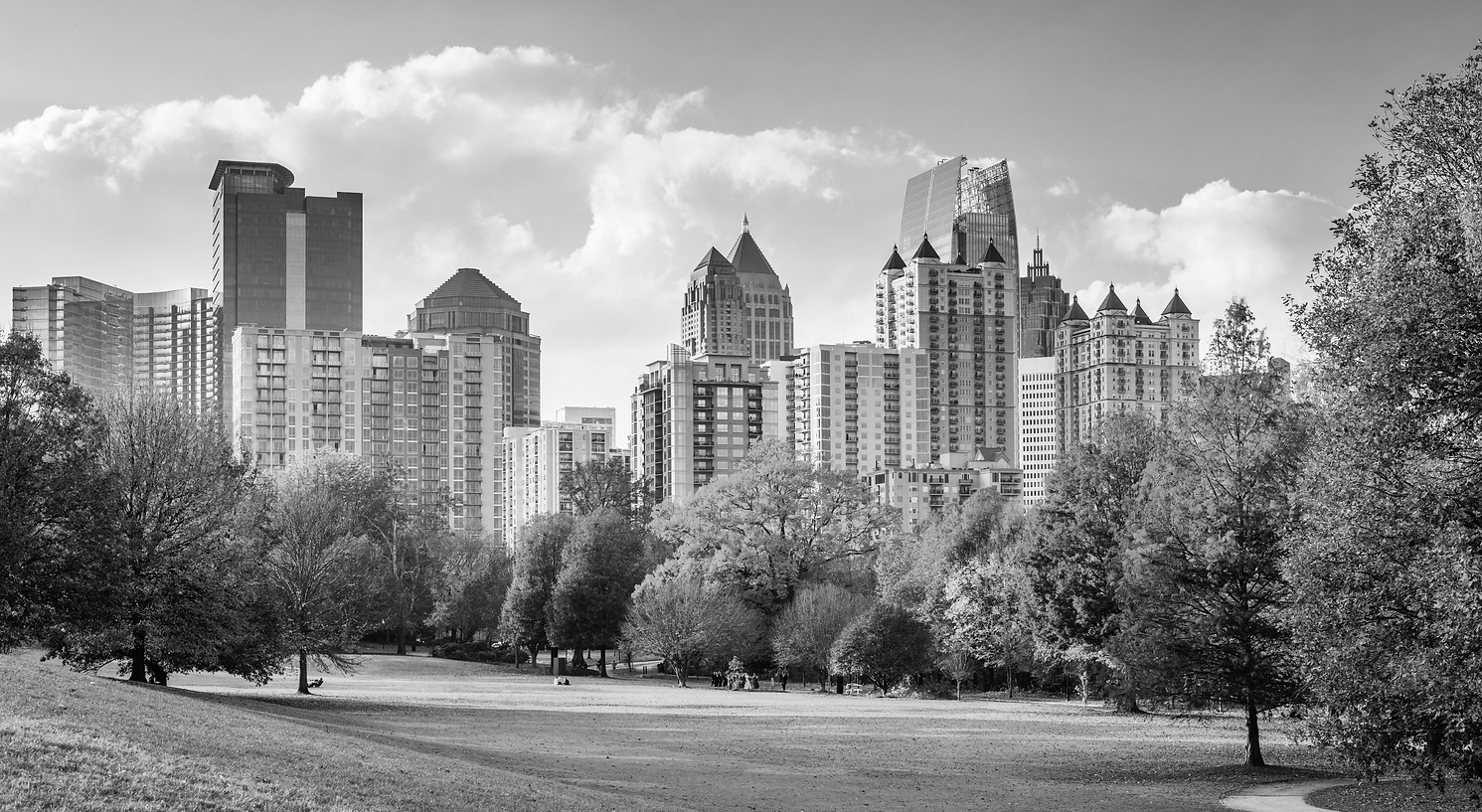City Scape BW.png