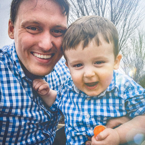 """From nonverbal to """"I love you"""": A message from Judah's dad."""