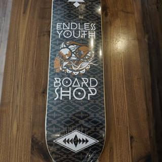 Spirit Head skateboard