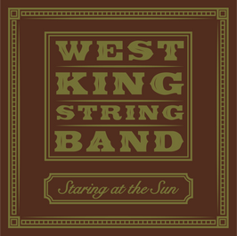 West King String Band Front Cover