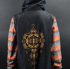 Nomadic Aztec Jacket Back