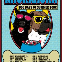 Amoramora Summer Tour 2018