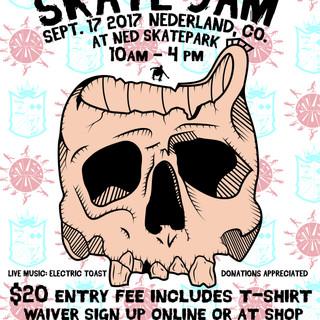 Skate Jam Poster 2
