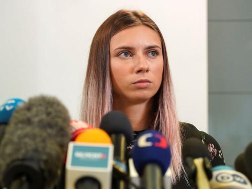 Krystsina Tsimanouskaya: Atleta y Refugiada
