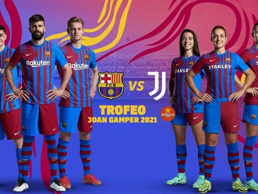 Un Trofeo Joan Gamper diferente