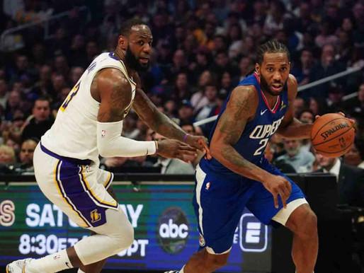 Lakers y Clippers Serán de los Primeros en Reanudar la NBA