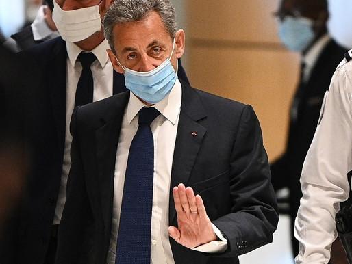 Nicolás Sarkozy: Primer Expresidente Francés Condenado a Prisión