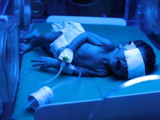 Sorprende caso de bebé que nació con anticuerpos de covid