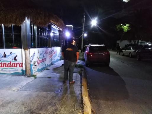 Reportan Detonaciones de Arma de Fuego en Bacalar