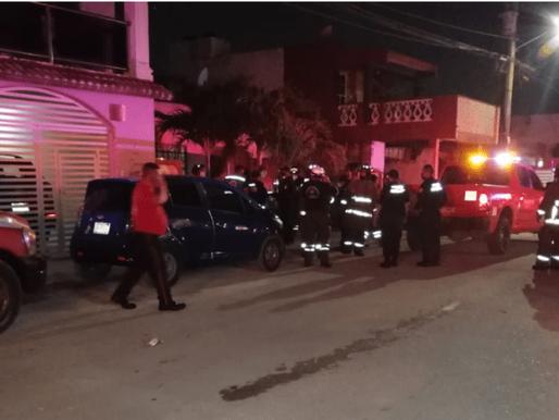 Mueren dos Hermanas tras Desatarse un Incendio dentro de la casa en la que estaban Encerradas