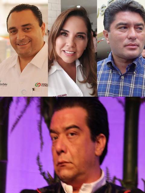 Opera el Borgismo, con Apoyo de Mara Lezama, la Sucesión en el Poder Judicial de Quintana Roo