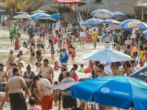 México perdió en febrero 66.1 por ciento de ingresos de divisas por turismo