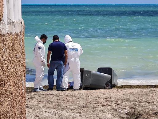 Encuentran a la segunda persona ahogada en Cancún