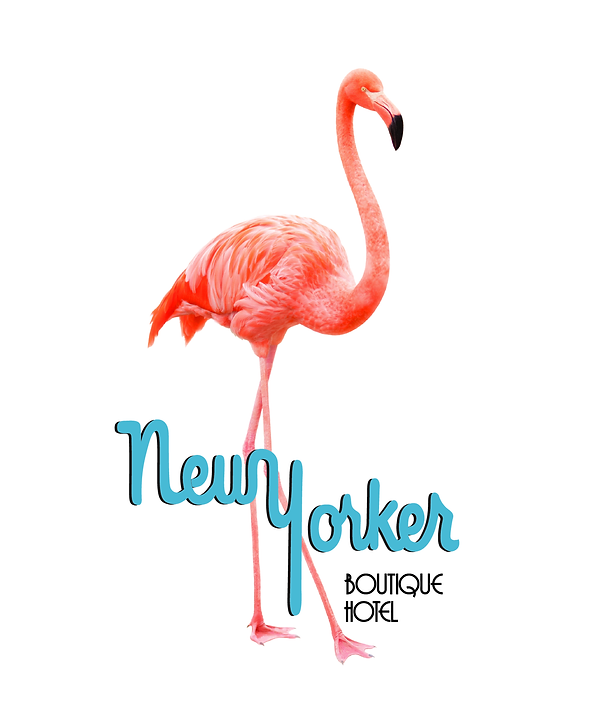 HOTEL NEW YORKER flamingo canvas.png