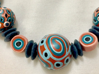 Upcoming polymer clay workshops