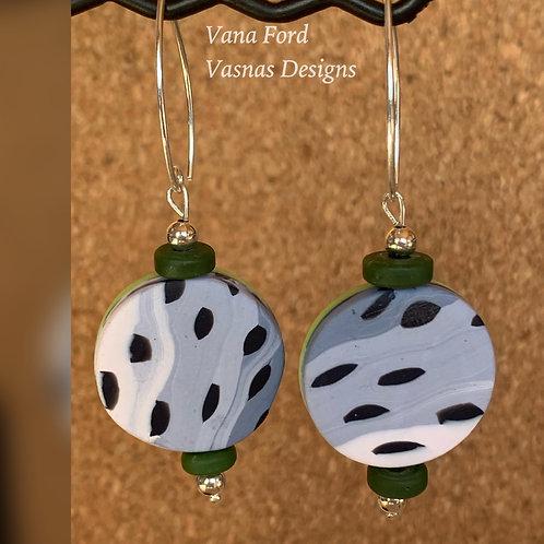 Spotty Earrings
