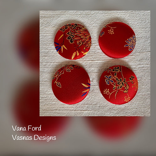 Beautiful art buttons