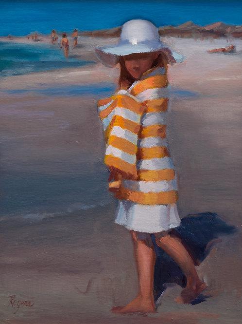 Emily on the Beach