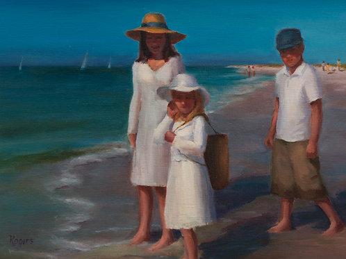 Katherine, Tom, and Emily II