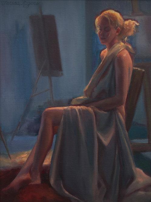 Whistler's Granddaughter