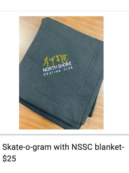 Skate-o-gram Blanket