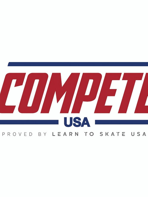 Entrance Fee - CompeteUSA Learn-to-Skate Competition
