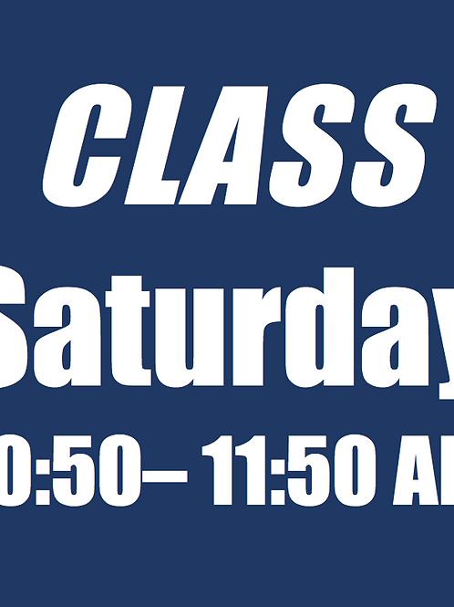 Session 4 - SAT Standard Class