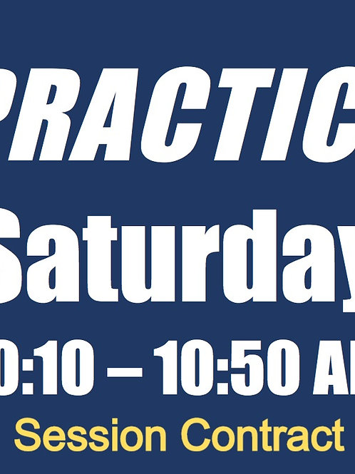 Session 4 - SAT Practice Session