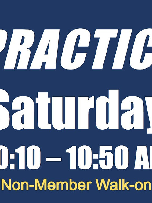 Non-Member SAT Practice Session Walk-on