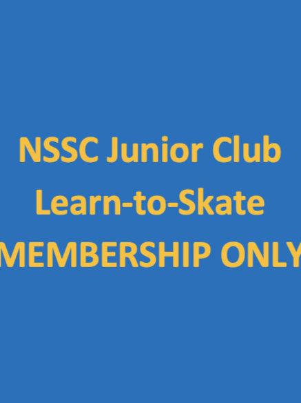 NSSC Junior Club Membership