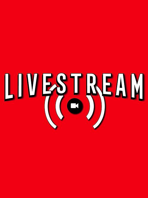 Show Livestream Pass
