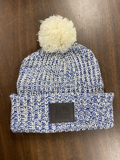 Knit Hat with NSSC Patch