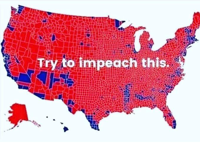 Los mapas electorales de EEUU son engañosos