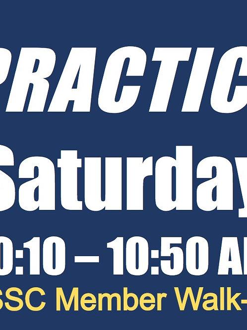 Member Walk-on SAT Basic Skills Practice Only