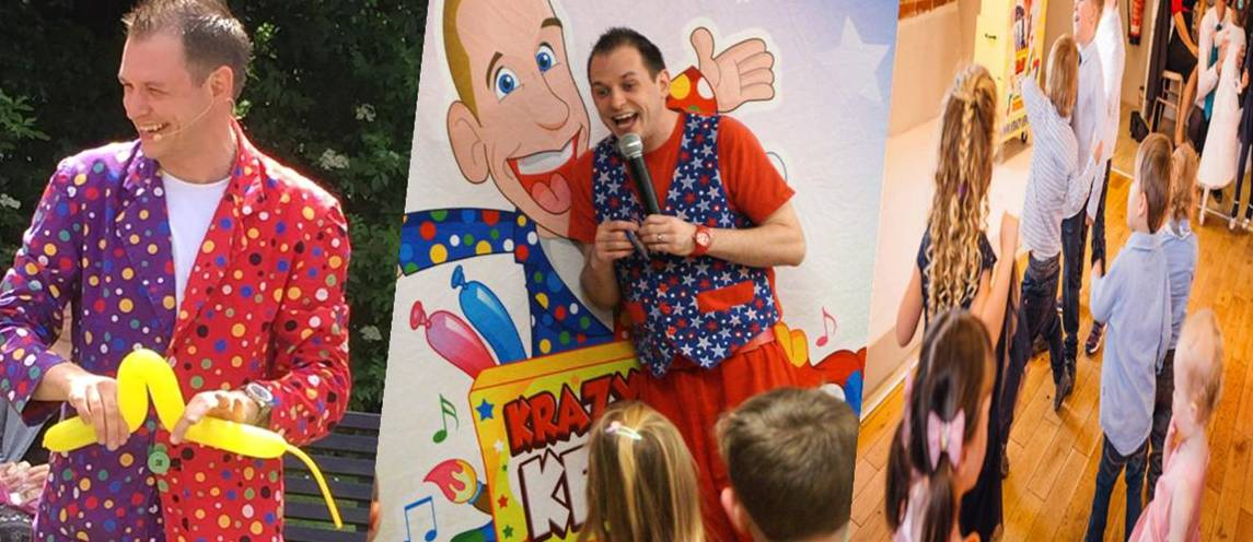 Children's Entertainer Bournemouth