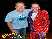 Krazy Kev | Chris Jarvis Cbeebies | Children's Entertainer Bournemouth
