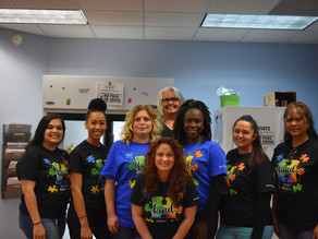 NFP Celebrates Autism Awareness Month
