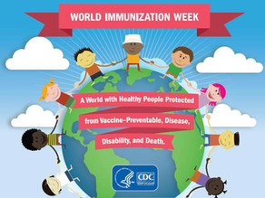 World Immunization Week!