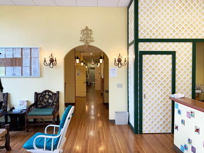 Nocatee Hallway